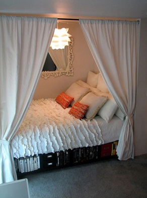 Wondrous Make Some Room In Your Studio Apartment Nest Dc Largest Home Design Picture Inspirations Pitcheantrous